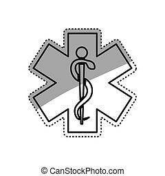 Medical healthcare symbol