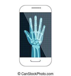 Medical healthcare theme design icon.