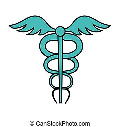 Medical healthcare theme design icon.