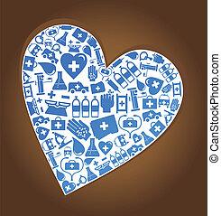 Medical heart