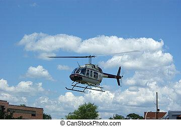Medical Helicoper 1