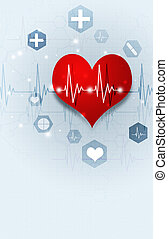 Medical Help Illustration