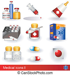 Medical icons 2