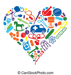 Medical Icons - Icons related to Healthcare and Medical...