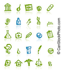 Medical icons for your design
