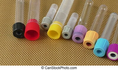 Medical instruments, medical blood tube, test tube for laboratory