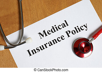 An insurance policy is an asset for anyone taking care of their best interest, their health.