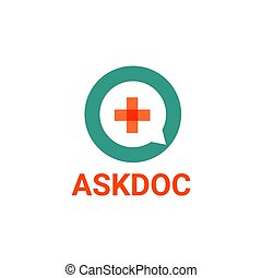Medical logo design template vector eps 10