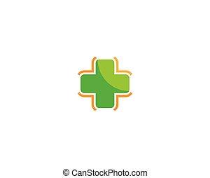 Medical logo icon