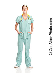 Medical nurse