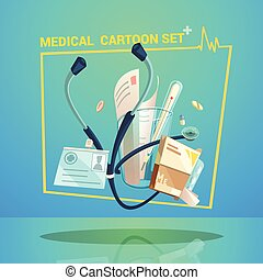 Medical Object Set