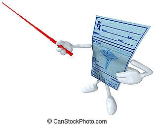 Medical Prescription - A Concept And Presentation...