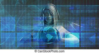 Futuristic Technology