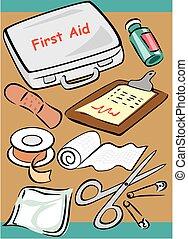 Medical Set Collection Background