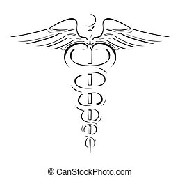 Medical Sign Simple Symbol
