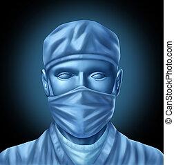 Medical Surgeon Doctor - Medical surgeon doctor illustration...