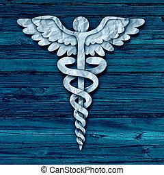 Medical Symbol Concept