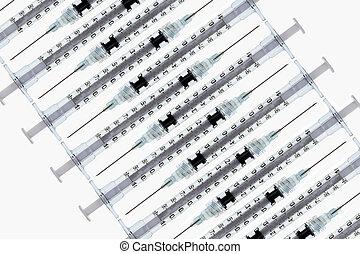 Medical - Syringes for Injection