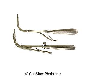 Medical tool, clamp