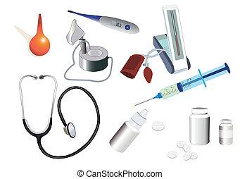 Medical tooling