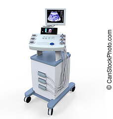 Medical Ultrasound Diagnostic Machi