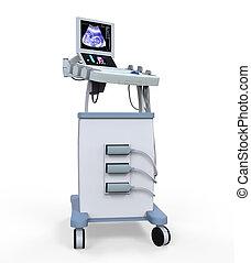 Medical Ultrasound Diagnostic Machi
