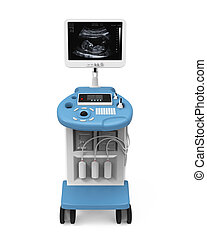 Medical Ultrasound Machine