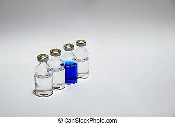 Medical Vials 3