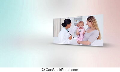 Medical videos with kids - Animation with medical videos...