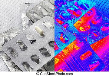 Pills dependence