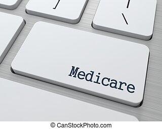 Medicare.  Medical Concept.