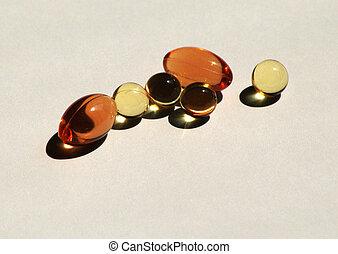 capsules - medication capsules