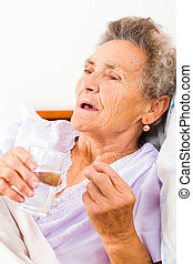 Medication Given to Elderly