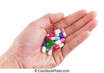 medication on hand