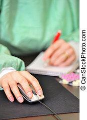medicin, doktor, receptpligtig, online