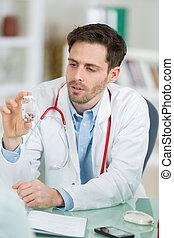 medicina, collezione