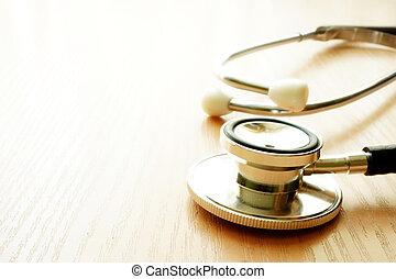 medicina, concept., cuidado saúde