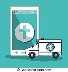 medicina, desenho, online