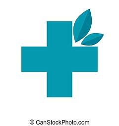 medicina herbaria, icono