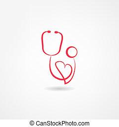 medicina, icona
