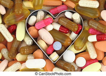 medicina, plano de fondo