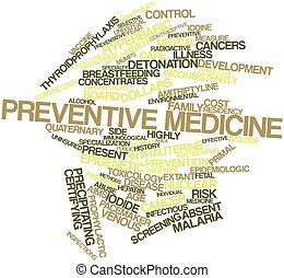medicina, preventivo