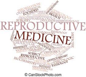 medicina, reprodutivo
