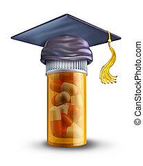 medicina, scuola