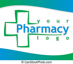 medicina, vetorial, ícone