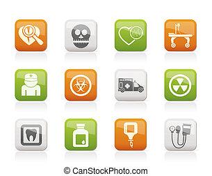 Medicine and hospital equipment