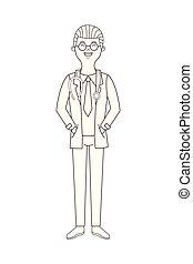 medicine doctor cartoon