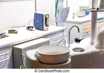 Medicine equipment, dentist cabinet, stomatology