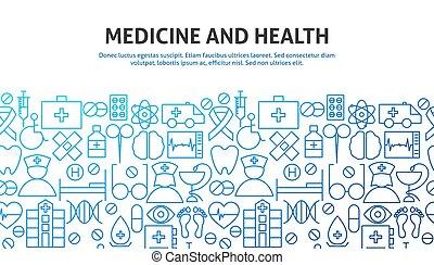 Medicine Health Concept