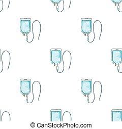 Medicine package.Medicine single icon in cartoon style...